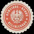 Siegelmarke Gemeinde-Kasse Heiligenhaus W0384186.jpg