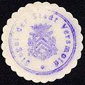 Siegelmarke Siegel der Stadt Versmold W0229254.jpg