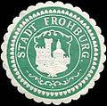 Siegelmarke Stadt Frohburg (Borna) W0226815.jpg
