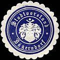 Siegelmarke Stadtvorstand - Jägerndorf W0226414.jpg