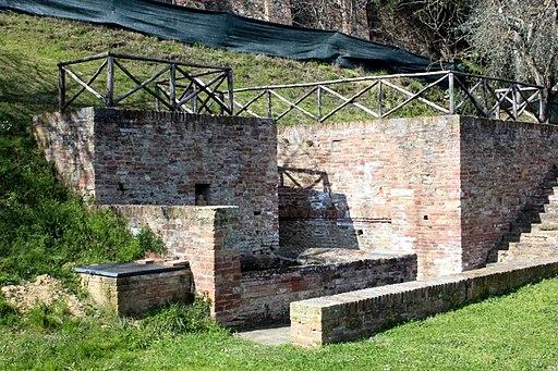 Siena, Fonte delle Monache