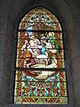 Signy-l'Abbaye (Ardennes) église, vitrail 10.JPG