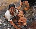 Sihanoukville Province. Waterfall Kbal Chhay.jpg
