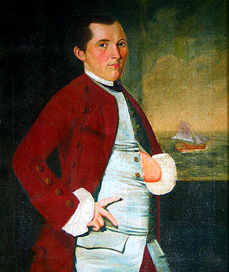 Silas Deane - Deane in a 1766 painting by William Johnston