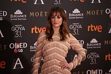 Silvia Alonso at Premios Goya 2017.jpg