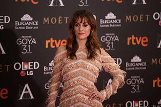 Silvia Alonso - Image: Silvia Alonso at Premios Goya 2017