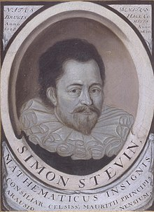 Simon Stevin - Wikipedia, the free encyclopedia
