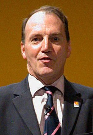 Liberal Democrats leadership election, 1999 - Image: Simon Hughes MP Liverpool cropped