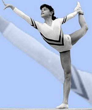 Simona Păucă - Păucă at the 1984 Olympics
