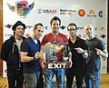 Simple Plan MTV EXIT concert Ha Noi 2012 01.jpg