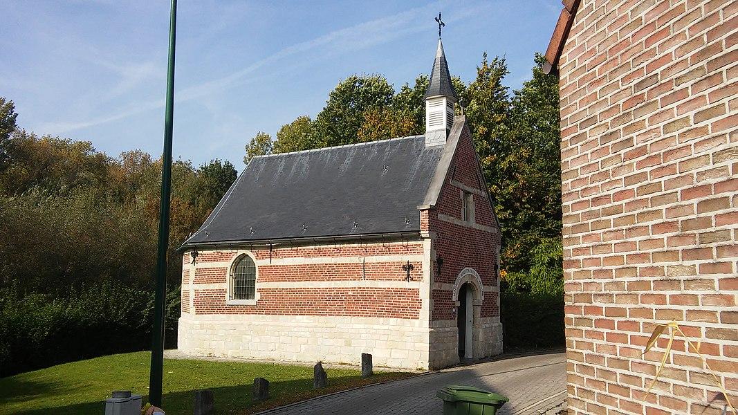 Sint-Amanduskapel, Erembodegem