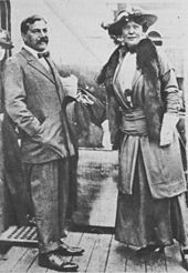 Leonora Speyer and her husband Sir Edgar Speyer, circa 1921 Sir Edgar & Lady Leonora Speyer circa 1921.jpg
