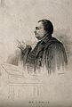 Sir John Leslie. Line engraving. Wellcome V0003516ER.jpg
