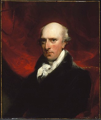 Sir Uvedale Price, 1st Baronet - Portrait (c. 1799), oil on canvas, of Sir Uvedale Price, 1st Baronet (1747–1829), by Sir Thomas Lawrence, (1769–1830), 76.2 x 63.5 cm