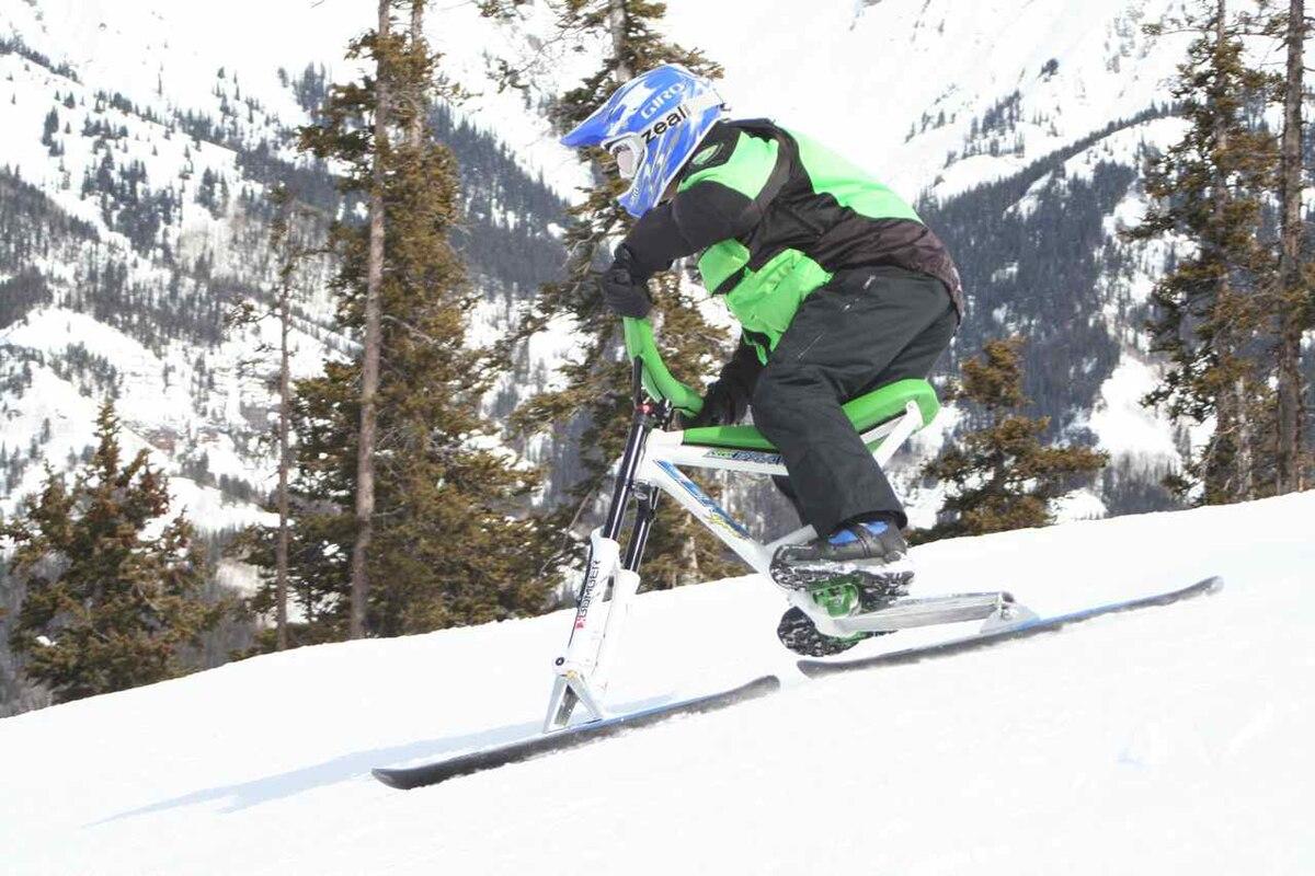 Ski Words  Letters