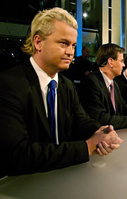Slotdebat verkiezingen (final debate elections) 2006-2.jpg