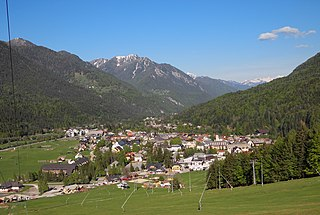 Municipality of Kranjska Gora Municipality in Slovenia