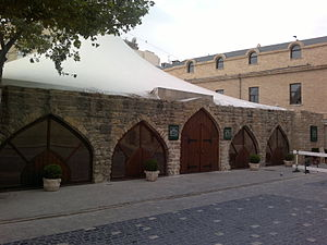 Small Caravanserai - Small caravanserai in Baku