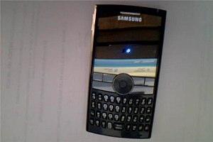 Español: Telefono Inteligente Samsung I617 BLA...
