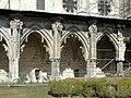 Soissons (02), abbaye Saint-Jean-des-Vignes, cloître gothique, galerie ouest 2.jpg