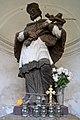 Somberek, Nepomuki Szent János-szobor 2020 08.jpg