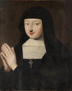 Louise de La Fayette - Sister Louise Angelique de La Fayette