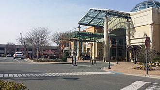 SouthPark Mall (Charlotte, North Carolina) - Mall entrance