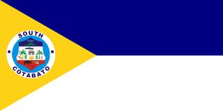 South Cotabato Province in Soccsksargen, Philippines