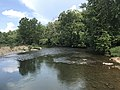 South Fork river at Kia Kima Scout Reservation.jpg