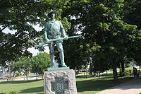 Spanish-American War monument, Manchester, NH IMG 2769.JPG