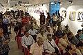 Spectators - Biswatosh Sengupta Solo Exhibition Inauguration - Kolkata 2015-07-28 3272.JPG