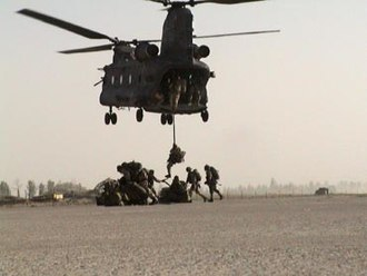 Forsvarets Spesialkommando - FSK soldiers during Operation Anaconda