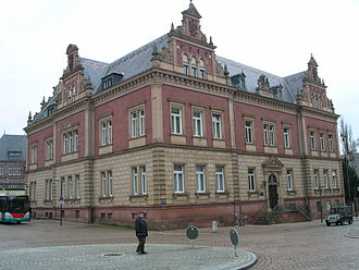 Consistory (Protestantism) - Palatine Regional Church Council, till 1921 the Speyer Consistory