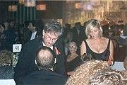 Steven Spielberg nel 1995