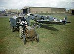 Spitfire Ia 761 NAS at RNAS Yeovilton 1943.jpg
