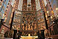 St. Mary's Church, Krakow 2014-08-12-180.jpg