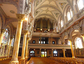 St  Anthony of Padua Church (New Bedford, Massachusetts) - Wikipedia