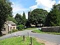 St Briavels - Cinder Hill road junction - geograph.org.uk - 520129.jpg