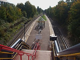 St Helier stn look south from stairs.JPG