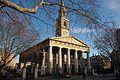 St John's Church, Waterloo - front in winter.jpg