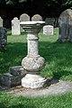 St John the Baptist, Mersham, Kent - Churchyard - geograph.org.uk - 325345.jpg