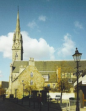 Image illustrative de l'article Cathédrale Sainte-Marie-de-l'Assomption d'Aberdeen