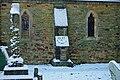 St Mary Magdalene's Church, Rusper - north wall buttress.jpg