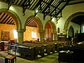 St Mary the Virgin, Oxenhope, Interior - geograph.org.uk - 1654727.jpg