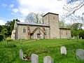 St Marys Church, Radnage, Bucks, England Exterior from south.jpg