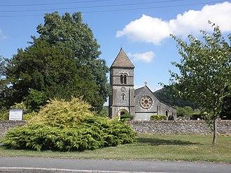 Benjamin Ferrey - Parish church of St Nicholas, Corfe, Somerset
