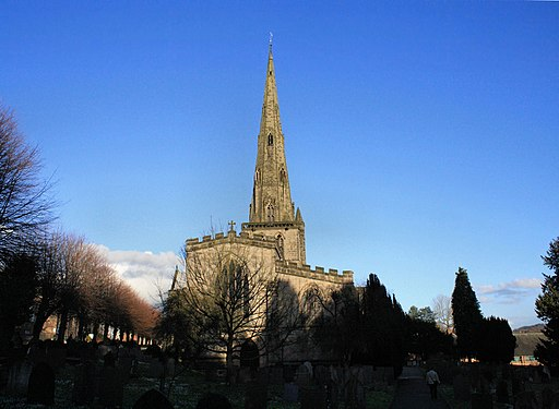 St Oswald's Church, Ashbourne (5452749737)