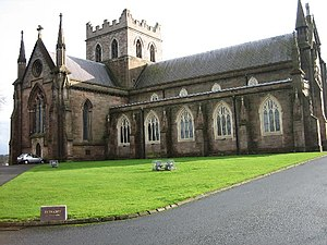 St Patrick's CoI Cathedral, Armagh.jpg