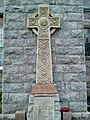 St Peter's Church Catholic Church, Dalbeattie, Kirkcudbrightshire, Scotland. Parish War Memorial. 02.jpg