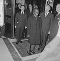 Staatsbezoek president Nyerere van Tanzania, aankomst president Nyerere in Amste, Bestanddeelnr 917-6716.jpg